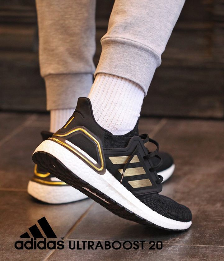 slider mobile ULTRABOOST GOLD